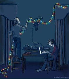 Merry Christmas from 221B Baker Street.