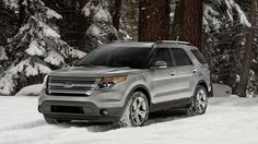 Ford explorer my future car 2014 Ford Explorer Sport, Ford Explorer Limited, New Pickup Trucks, Ford Trucks, Ford News, Ford Expedition, Future Car, Dream Cars, Automobile