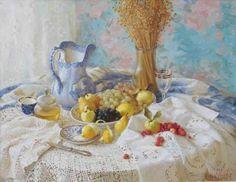 (101) Gallery.ru / Фото #1 - Натюрморты Елены Петровой - lenadep