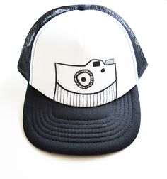 Hi Moon trucker cap collection for kids. Moon, Cap, Cool Stuff, Unique, Kids, Accessories, Collection, Baseball Hat, Cool Things