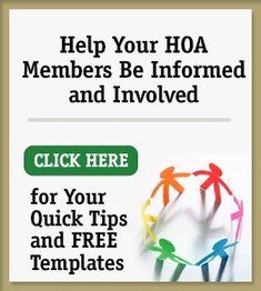Tips to Help HOA Board Members Manage Homeowner Forums Newsletter Template Free, Neighborhood Association, Good Communication Skills, Real Estate Articles, Board Member, Federal Agencies, Help Teaching, Find People, The Neighbourhood