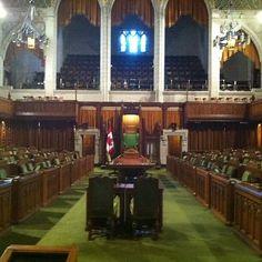 The House of Commons, Parliament Hill,  Ottawa Canada #ottawa #ontario #canada #scenic #canada's capital