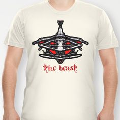 INSECTRACINE T-shirt by lucborell - $18.00