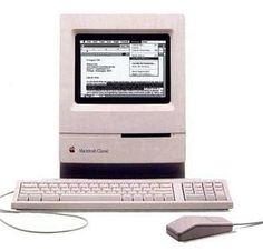 Macintosh Classic... in the beginning