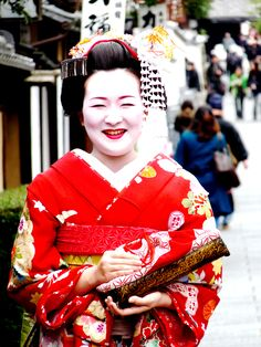 #Geisha #Kyoto #Japan