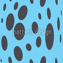 Hochqualitative Vektor-Muster auf patterndesigns.com - Abstraktes Design mit Blasen, designed by Matthias Hennig, Deutschland
