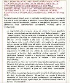 """IL """"MANIFESTO"""" NERO POST ATLANTISTA E ...nista   ... http://ift.tt/1N3L2Op"""