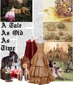 """""""Find The Beauty Inside The Beast"""" by mellie89 ❤ liked on Polyvore"""