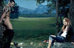 Best Campaign from Dsquared2.