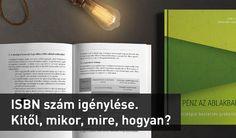 ISBN szám igénylése. Kitől, mikor, mire, hogyan? Kérdések és válaszok. #design #books #isbn #infoartnet #arculat