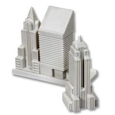 Eraser City - Set of 3