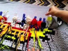 GRAPHGAN C2C How To Use Bobbins and Color Change - YouTube