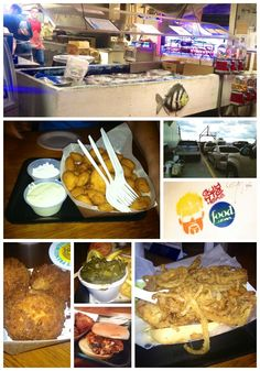 Singletons Seafood Shack - outside Jacksonville, FL - a true Diners, Drive-ins and Dives place!