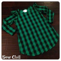 """""""emerald"""" flutter tunic by Sew Chill  www.sewchill.com loading 1/26/15 at 8:30pm CST"""