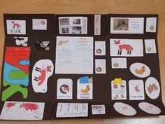 Gyereketető: Vuk olvasónapló - lapbook - az elkészítésről Interactive Notebooks, Creative Kids, Diy Toys, Homeschool, Gallery Wall, Lily, Marvel, Learning, Frame