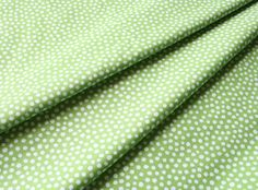 Fabric Finders #1168 Lime Dots