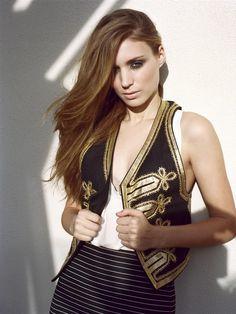 Rooney Mara - Interview by Hilary Walsh, 2009 #beautifulwomen