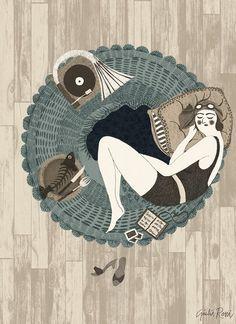 Le illustrazioni di Giulia Rossi | PICAME