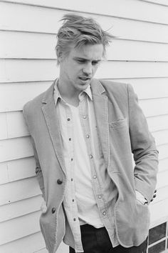 Boyd Holbrook. I'm so excited to see The Host because of him.