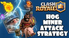 This Hog rider and Miner deck strategy is one of my most consistent decks. You hold on and build up your elixir collectors and when double elixir arrives you. Clash Royale, Replay, Decks, Hold On, Gaming, Live, Videogames, Front Porches, Naruto Sad