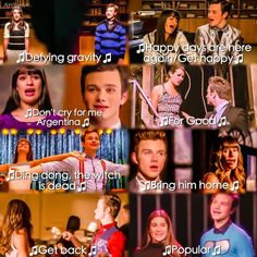 Hummelberry duets #Glee