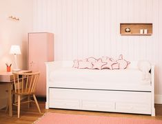 This kids bedroom is proof that we can combine different collections without losing style. Decor, Furniture, House Design, Interior, Home Decor, Interior Design, Kids Decor, Kids Bedroom, Bedroom