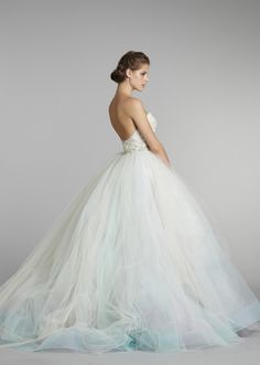 Lazaro Bridal Fall 2012 + My Dress of the Week - Belle the Magazine . The Wedding Blog For The Sophisticated Bride