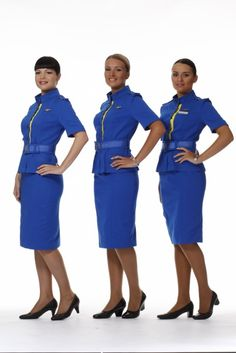 The Flight Attendant Life. Ukraine Intl. Airlines