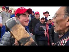 January 2019 Lincoln Memorial Sioux Nation Native American Standing Rock Protest