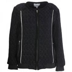 Blouson casual noir IRO - Le dressing Mode de Captendance