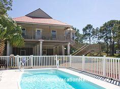Baywatch ~ West Gulf Beach ~ Bay View ~ St. George Island Florida - Collins Vacation Rentals