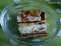 Pani Walewska - recept | Varecha.sk Tiramisu, Treats, Sweet, Ethnic Recipes, Food, Sweet Like Candy, Candy, Goodies, Eten