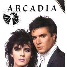 I had that lipstick Nick is wearing...lol >>> you can never get enough of his Arcadia look... EVER