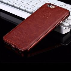 FREE Leather Case for iPhone 6