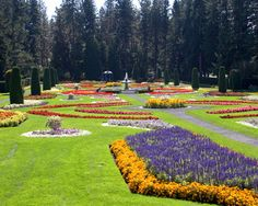 Manito Park is a remarkable place.  I never get tired of going there in the spring and summer.