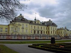 Drottningholm Palace, located on the island of Lovön near Stockholm, is the residence of the Swedish royal family and a UNESCO world heritage site.
