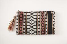 Eco Friendly Ethical Moroccan Kilim Fair Trade Clutch Leotie Lovely