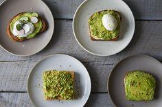 5 Variations on Avocado Toast on Food52 #food52