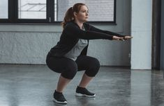 4 Ways to Fix Your Squat to Reduce Knee Pain