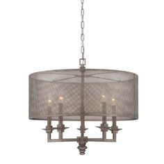 Shop Savoy House  7-4306-5-242 Structure 5 Light Chandelier at ATG Stores…