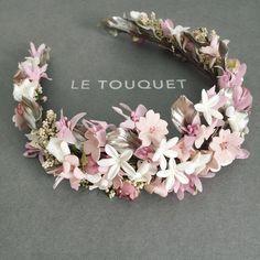 Flower Tiara, Flower Crown Wedding, Diy Hair Wreath, Bridal Hair Flowers, Floral Headpiece, Hair Beads, Wedding Hair Pieces, Turbans, Floral Crown