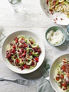 Raw vegan spag bol | Jamie Oliver