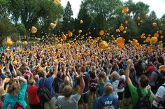 The view is golden any way you look at it. Congratulations to our newest crop of #cordmn Cobbers!