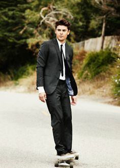 I should start a Zac Efron board. But seriously.