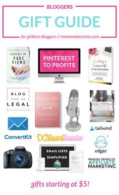 Trying to find Christmas presents for bloggers? Here is your ultimate gift guide for bloggers. There are options for beginner, intermediate and advanced bloggers. Click through to see which one you should add to your wishlist!