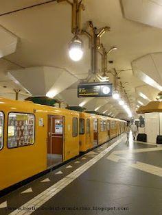Berlin - Bahnhof Berlin-Spandau ~ Berlin du bist wunderbar