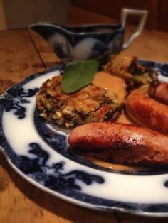 Clonakilty Butcher Style Sausages with Clonakilty Blackpudding and leek potato cakes - Clonakilty Food Co. Black Pudding, Midweek Meals, Potato Cakes, Irish Recipes, Secret Recipe, Sausages, Spices, Pork, Cooking Recipes