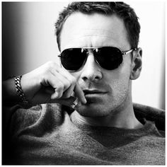 retroadv:  Michael Fassbender - Photographed by Mario Testino Photographic Collection 12 […more Images]