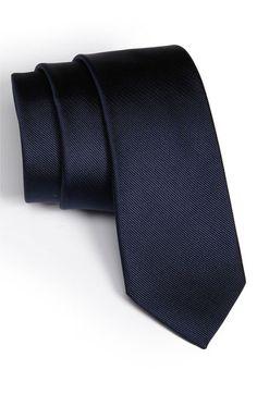 Public Opinion Solid Silk Tie   Nordstrom