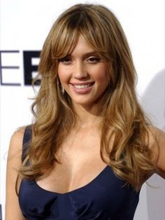 Jessica alba jessica alba pinterest actress photos 256 jessica alba long wavy fashion celebrity wig httpewigsna pmusecretfo Image collections